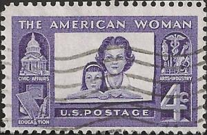 # 1152 USED AMERICAN WOMAN