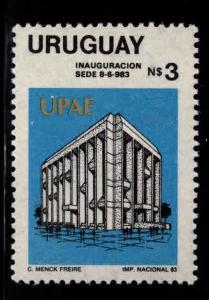 Uruguay Scott 1142 MNH** stamp