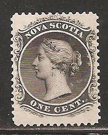 Nova Scotia SC  8  Mint,  Never  Hinged