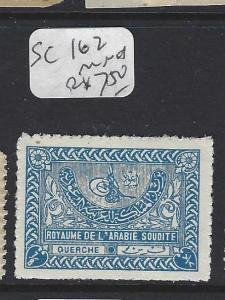SAUDI ARABIA  (P2808BB)  SG    162    MNH