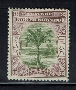 North Borneo SG# 97 - Mint Hinged - Lot 032716