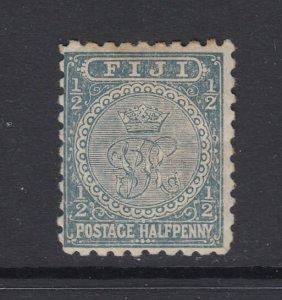 Fiji, Scott 53d (SG 76), MHR