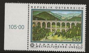 AUSTRIA   SC  #  1845  MNH