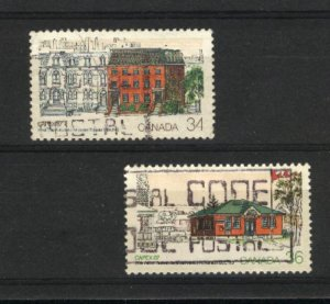 Can #1122-23   -3    used VF 1987 PD