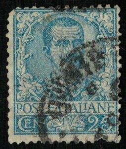 1901, Victor Emmanuel III, Italy, 25c, MC #79 (Т-9629)