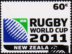 New Zealand. 2011 60c  Fine Used