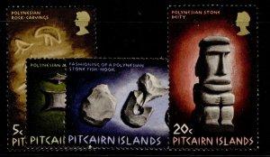 PITCAIRN ISLANDS QEII SG116-119, complete set, NH MINT.