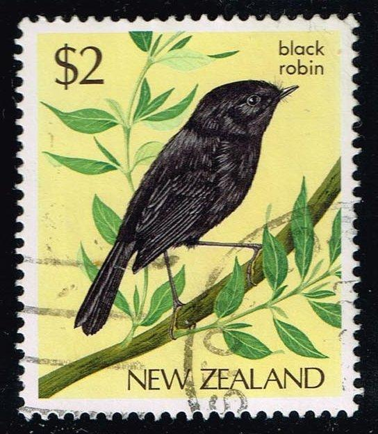 New Zealand #769 Black Robin; Used (0.70)