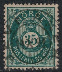 Norway #29  CV $20.00