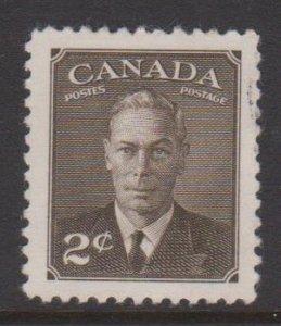 Canada Sc#285 Used