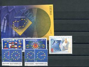 Hungary 2004  Europa  CEPT VF NH - Lakeshore Philatelics
