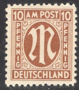 GERMANY SCOTT 3N7