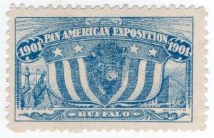 (I.B) US Cinderella : Pan-American Exposition (Buffalo 1901)