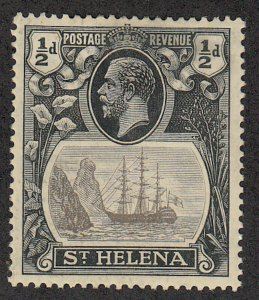 St Helena - 1922 - SC 79 - H