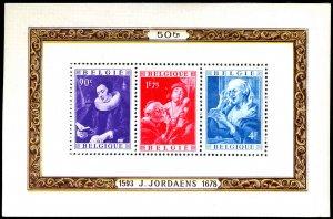 BELGIUM B466A-B  Mint (ID # 83260)- L