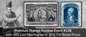 Premium Auction #138
