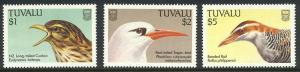 HALF-CAT BRITISH SALE: TUVALU #469-84 Mint NH