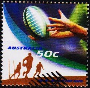 Australia. 2003 50c S.G.2339 Fine Used