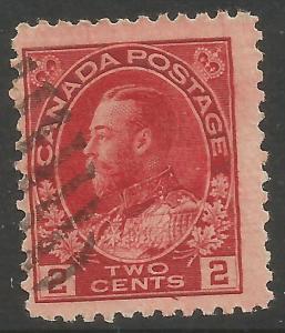 CANADA 106 VFU 873A-1