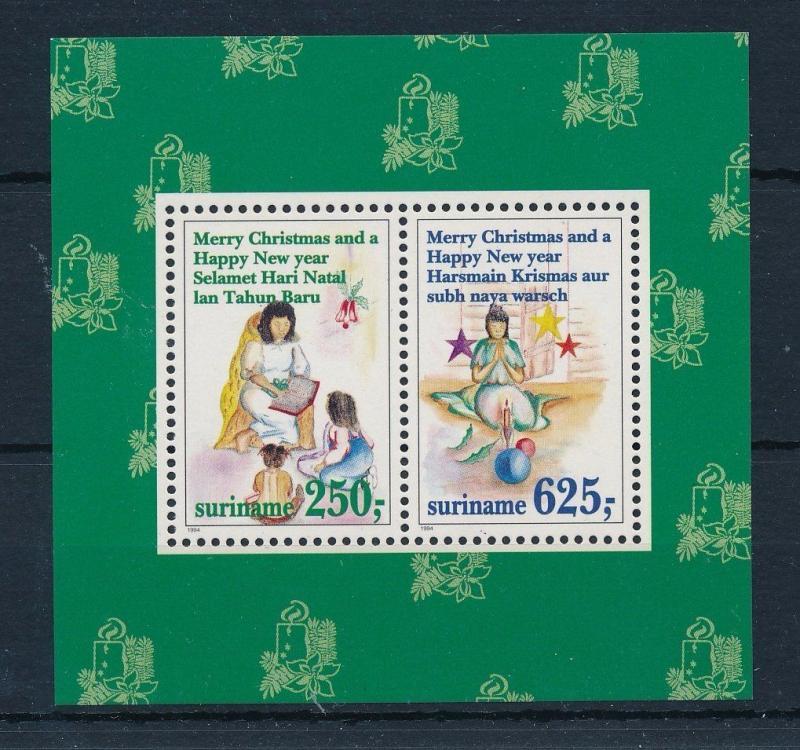 Suriname MNH S/S 993a Christmas 1994
