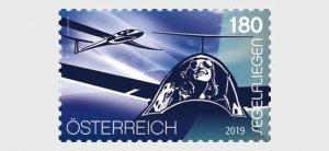 H01 Austria 2019  Sport and Air – Gliding  MNH Postfrisch