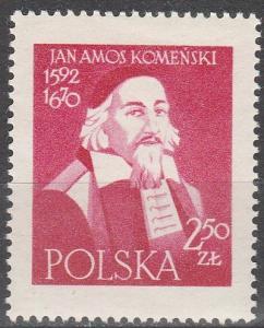 Poland #794 MNH   (K1268)