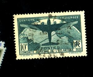France #C17 Used VF