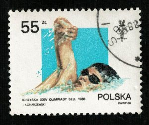 Sports 1988, Olympic Games 55Zl (TS-622)
