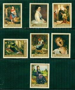 R4-0019 HUNGARY 1795-1801 MNH 3.05 BIN $1.75 (7)