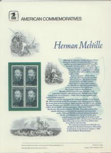 Herman Melville, S/S 4