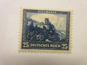 GERMANY  Scott  B40  (some paper remnants on back)  MINT HINGED  LotZ  Cat $9.50