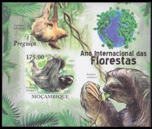 2011 Mozambique 4460/B424b Fauna 30,00 €