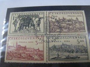 CZECHOSLOVAKIA 1950  SCOTT # 429a  USED