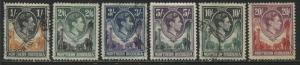Northern Rhodesia KGVI 1938 1/ to 20/ used
