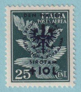 YUGOSLAVIA  - ITALIAN OCCUPATION NB9  MINT HINGED OG * NO FAULTS VERY FINE!