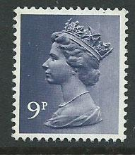 Great Britain - QE II Machin SG X883