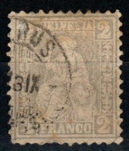 Switzerland #41 Used CV $4.75  (X9750)