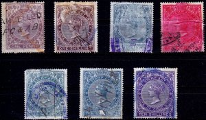 Cape of Good Hope revenue stamps. For the collector!!