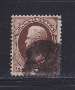 United States 157 U Andrew Jackson (E)