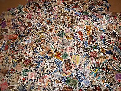 50 Random Worldwide Stamps