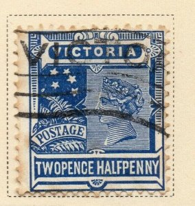 Victoria 1899 Early Issue Fine Used 2.5d. 326793