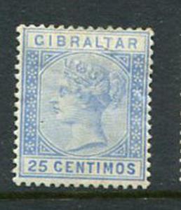 Gibraltar #32 Mint