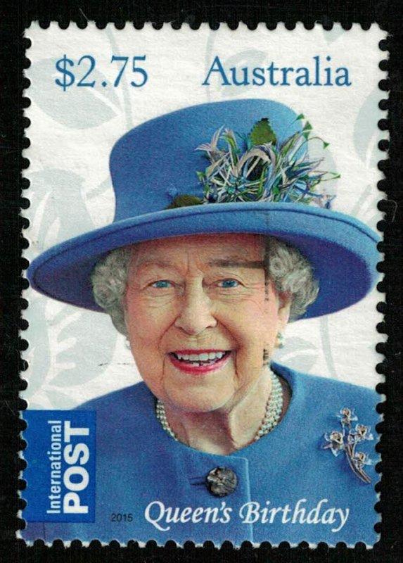 Australia, Queens Birthday, 2015, $2.75 (T-5849)