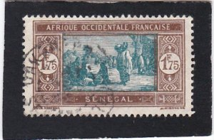 Senegal,  #   118    used