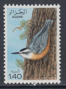 Algeria 633 Bird MNH VF