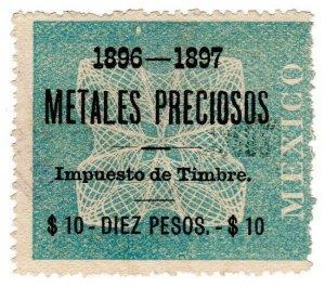 (I.B) Mexico Revenue : Precious Metals Tax 10P
