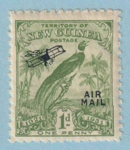 NEW GUINEA C15 AIRMAIL  MINT NEVER HINGED OG ** NO FAULTS EXTRA FINE!
