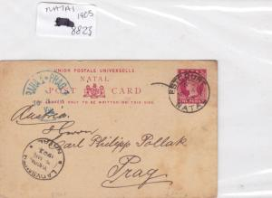 South Africa Stamps Cover 1903 Ref 8823