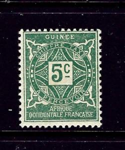 French Guinea J16 MH 1914 issue