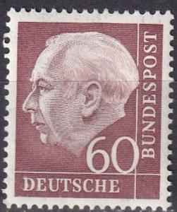 Germany #715 MNH  CV $25.00 (A19515)